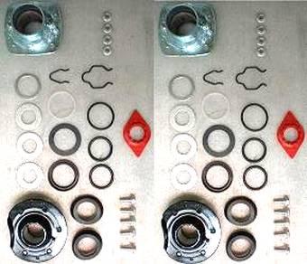 Р/комплект тормозного вала SAF SKRZ 9042/11242>98 (на ось)