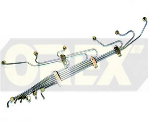 Трубки высокого давления к-т MAN Lion's, Neoplan N116/316/516 (D2876 LOH02, D2866 LOH29/LUH24/25/30)