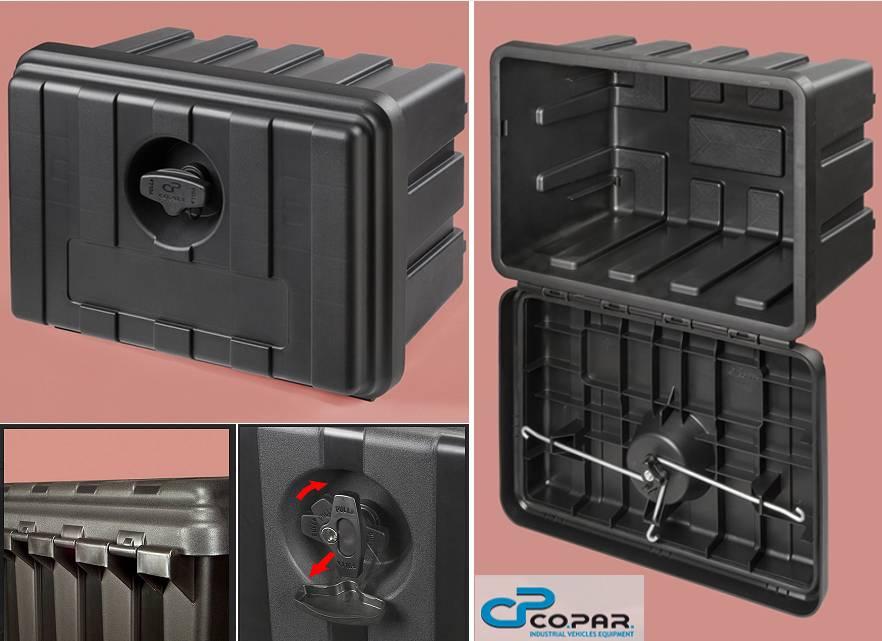 Ящик инстр. NOVA BOX 50 (500x400x350H) с замком